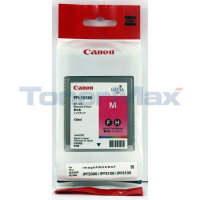 CANON PFI-101M INK TANK MAGENTA 130ML